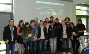 Avant première du film réalisé sur la vie au collège par les élèves du SAS en collaboration avec le lycée du Hainaut.